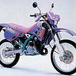 Kawasaki KDX125R (1990-92)