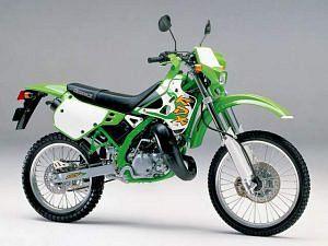 Kawasaki KDX125R (1999-00)