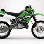 Kawasaki KDX200 (2003-06)