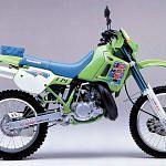 Kawasaki KDX200SR (1992-94)