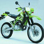 Kawasaki KDX200 (1995-98)