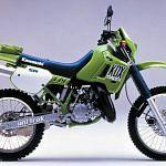 Kawasaki KDX200SR (1989-91)