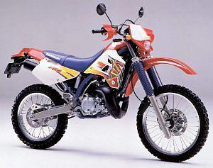 Kawasaki KDX220SR (2000-02)