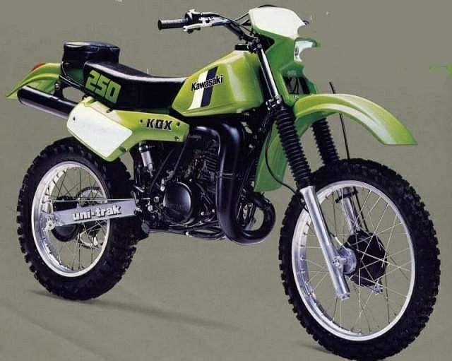 Kawasaki KDX250 (1983-85)