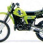 Kawasaki KDX250 (1981-82)