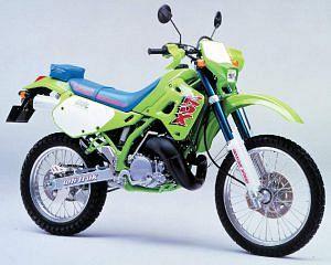 Kawasaki KDX250R (1990-92)