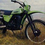 Kawasaki KDX400 (1979-80)