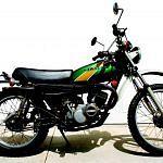 Kawasaki KE125 (1976-79)