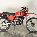 Kawasaki KE125 (1980-82)