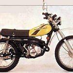 Kawasaki KE125 (1975-76)