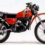 Kawasaki KE125 (1979-82)