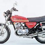 Kawasaki KH250 (1976-77)
