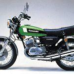 Kawasaki KH250 (1978-79)