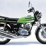 Kawasaki KH250 (1980-81)