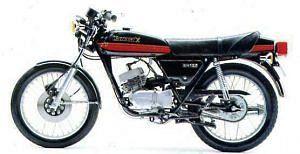 Kawasaki KH125 (1980-81)