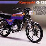 Kawasaki KH125 (1982)
