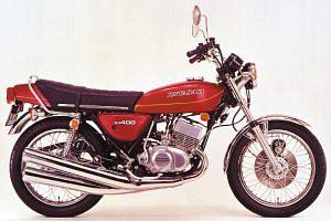 Kawasaki KH 400 (1977)