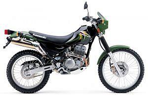 Kawasaki KL250 Super Sherpa (2007-10)
