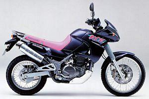 kawasaki KLE250 (1991)