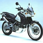 kawasaki KLE500 (2001-02)