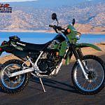 Kawasaki KLR250 (2001-03)