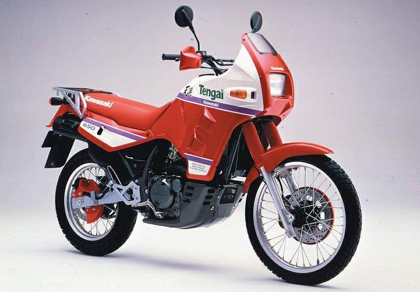 kawasaki KLR650 (1987-88)