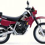 Kawasaki KL250R (1991-92)