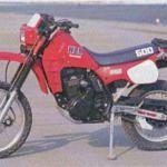 Kawasaki KLR 600 (1986-87)