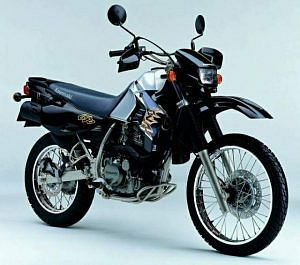 Kawasaki KLR650 (2004-05)