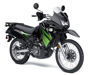 Kawasaki KLR 650 (2010-11)
