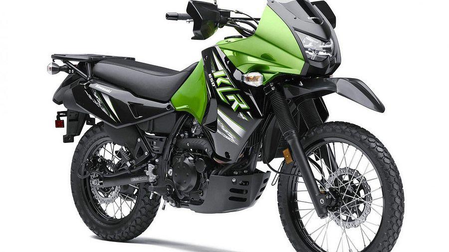 Kawasaki KLR 650 (2014)