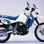 Kawasaki KLR 650 (1987-88)