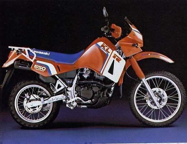 Kawasaki KLR 650 (1989-90)