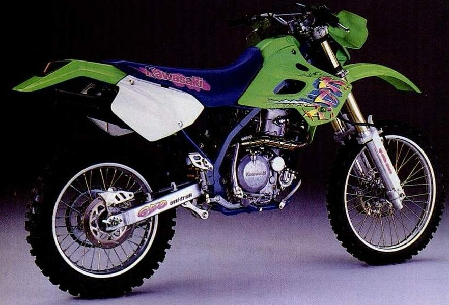 Kawasaki KLR650 (1993-94)