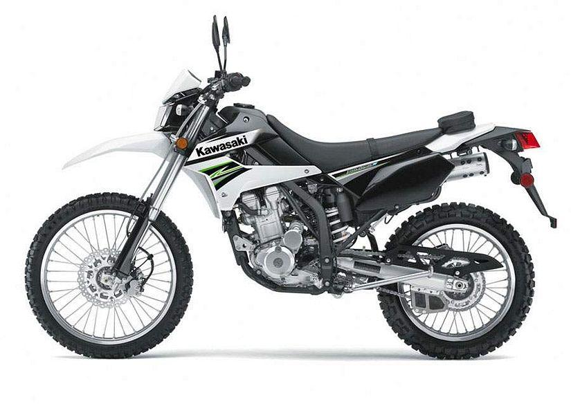 Kawasaki KLX 250S (2011-12)