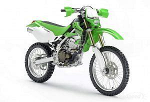 Kawasaki KLX 300R (2007-10)