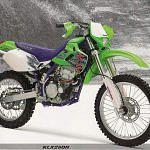 Kawasaki KLX 650 (1995-96)