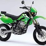 Kawasaki KLX250D (2003-05)