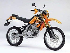 Kawasaki KLX250R (2004-06)