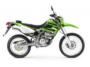 Kawasaki KLX 250S (2009-10)