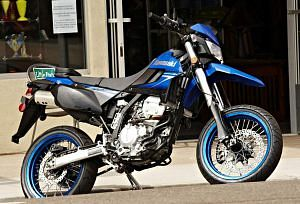 Kawasaki KLX250SF (2012-14)
