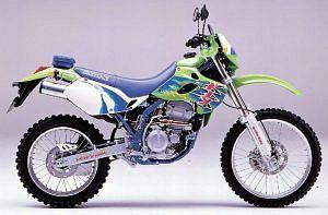 Kawasaki KLX250R (1993-94)