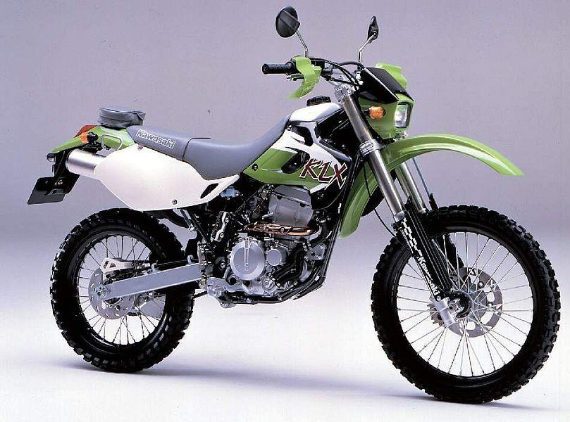 Kawasaki KLX250R (1997-99)