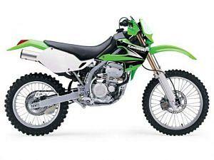 Kawasaki KLX 300R (2000-03)