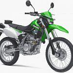Kawasaki KLX400 (2004-05)