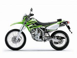 Kawasaki KLX 400R (2003)