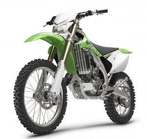Kawasaki KLX 450R (2008-09)