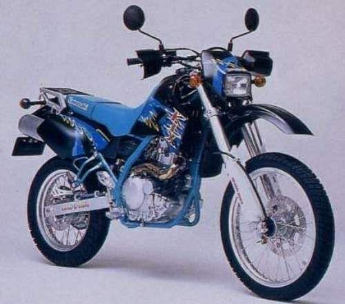 Kawasaki KLX 650 (1993-94)