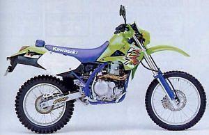 Kawasaki KLX 650R (1997)