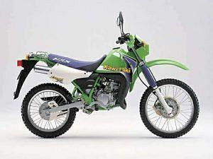 Kawasaki KMX125 (2002)
